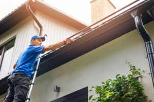 experienced gutter cleaning service