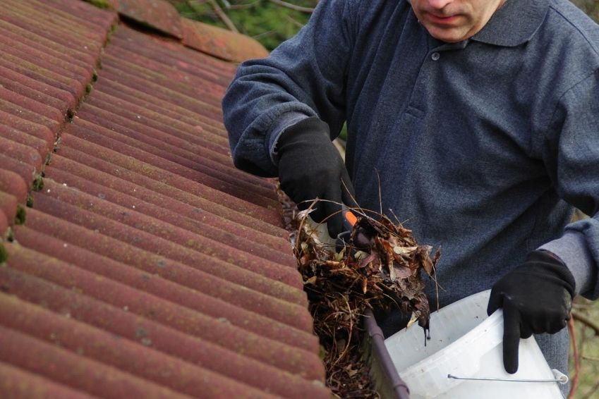 How Professionals Clean Your Gutters
